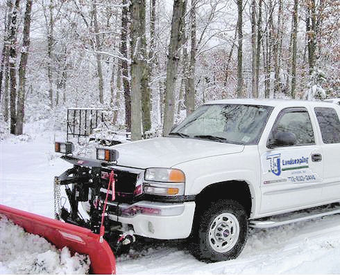 snow removal and ice management example